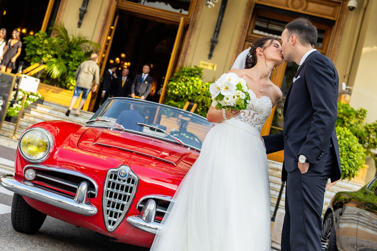 wedding in monaco